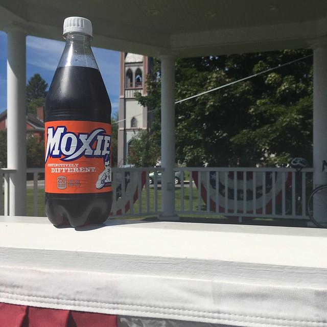 I Had Moxie