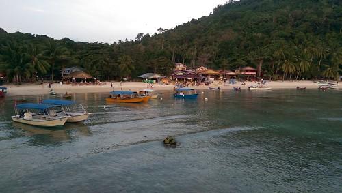 Perhentian Kecil Coral Bay