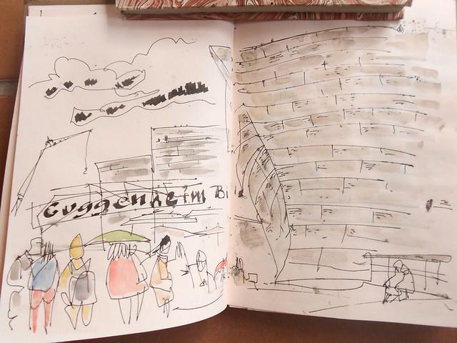 más cola del Guggenheim, Bilbao