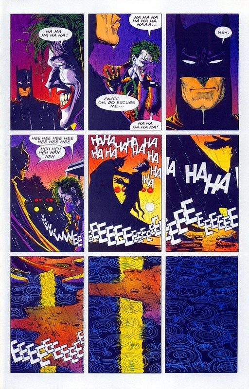 Batman - The Killing Joke - Comic Strip 10