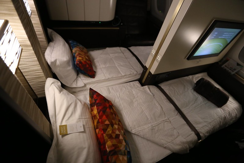 Etihad First Class Apartment