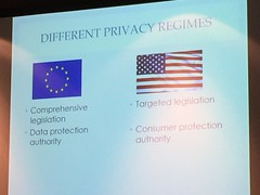 Different privacy regimes