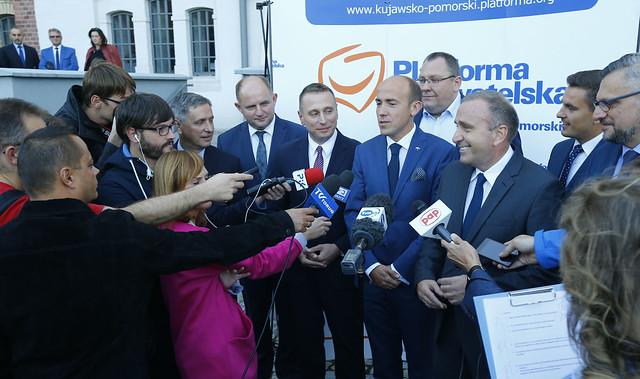 Regionalna konwencja programowa w Toruniu