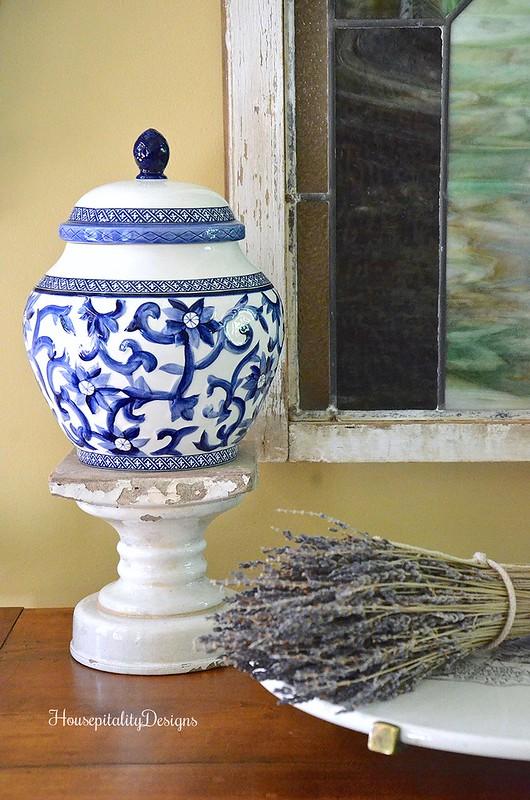 Ralph Lauren Ginger Jar - Housepitality Designs