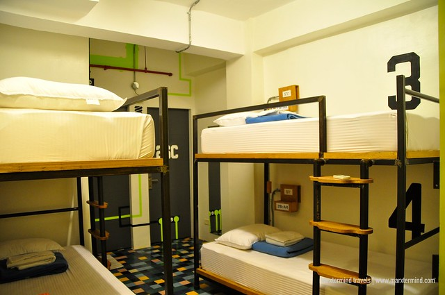 Makati Junction Hostel COED 4 Bed Dorm