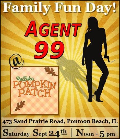 Agent 99 9-24-16
