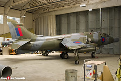 XZ133 10 - 712192 - Royal Air Force - Hawker Siddeley Harrier GR3 - 060709 - Duxford - Steven Gray - CRW_9166