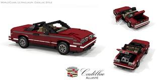 Cadillac Allanté Indianapolis Pace Car (1993)