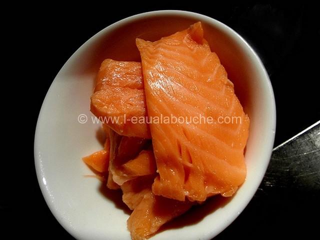 Rillettes de Saumon au Wasabi © Ana Luthi Tous droits réservés 003
