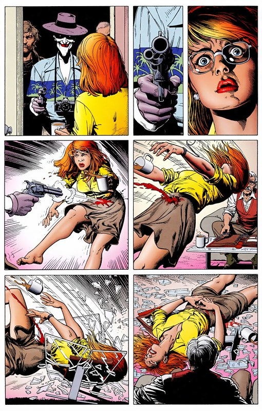Batman - The Killing Joke - Comic Strip 3