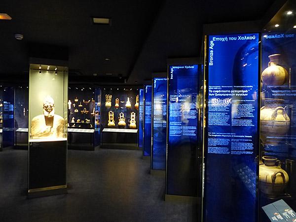L'âge du bronze à Chypre