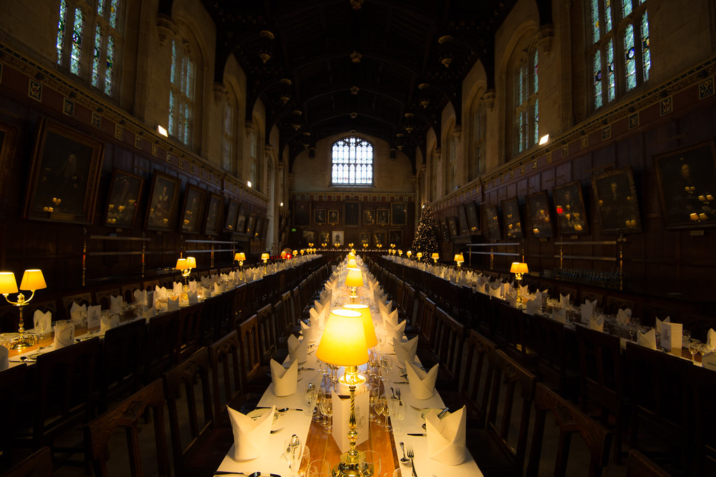 Day 6: Christ Church, Oxford