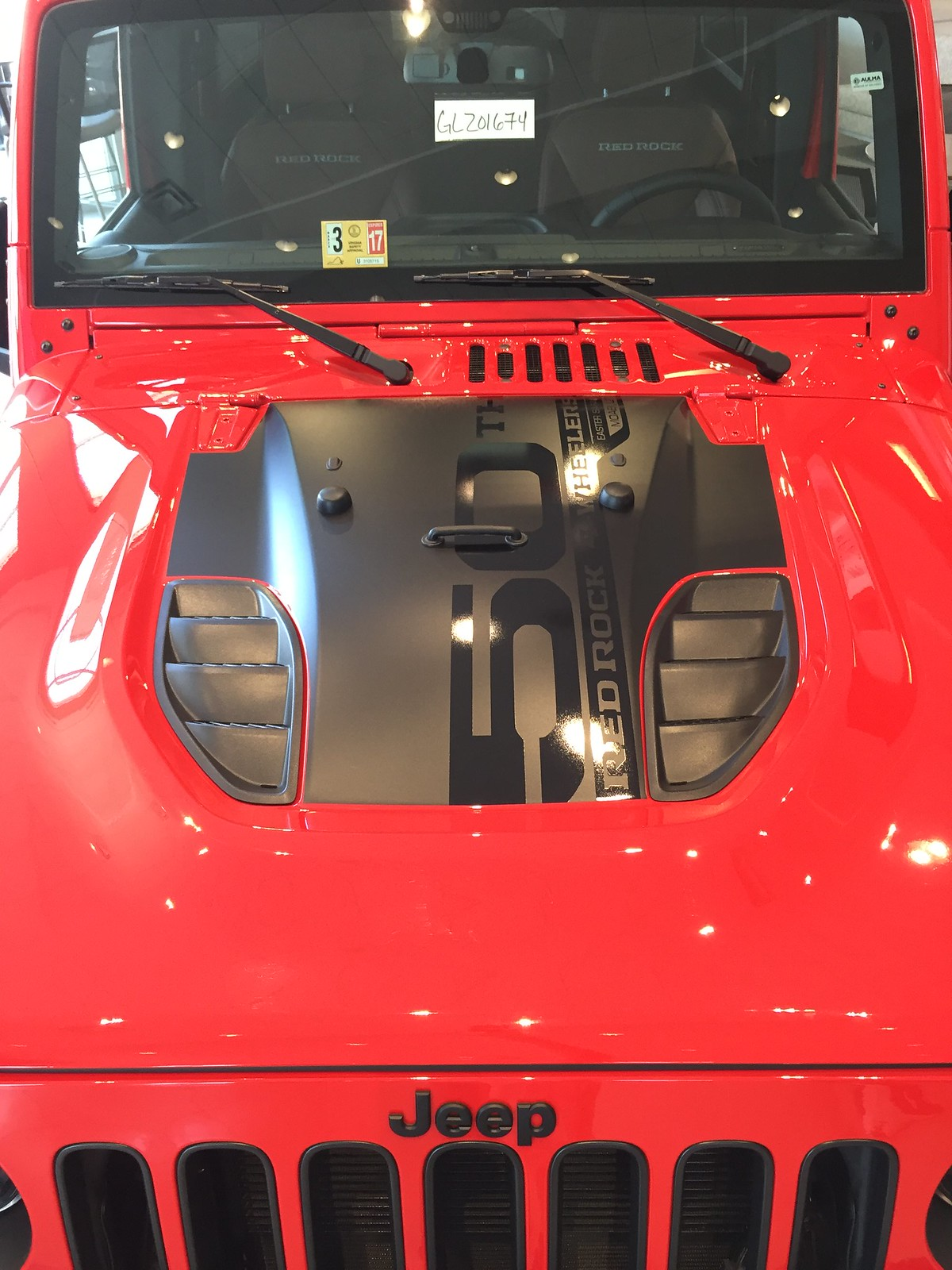 Jeep Wrangler For Sale Ontario >> Black Power Dome hood decal similar to Red Rock ? - Jeep Wrangler Forum