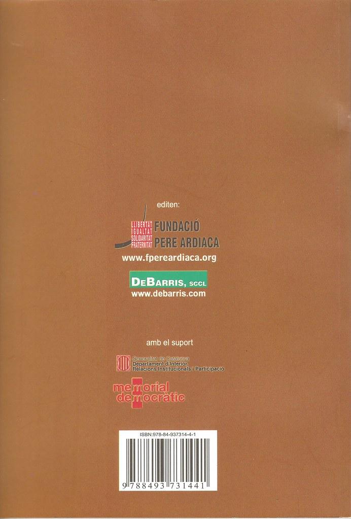 ENTREVISTA a la Neus Català. A: Pere Ardiaca. Materials per a una biografia. Barcelona: Àrea d'Història de  la Fundació Pere Ardiaca. Edita deBarris, 2009. p. 107-112.