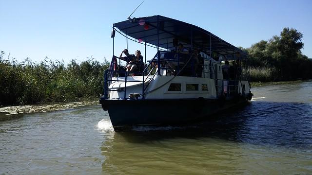 Danubioren Delta: baporea