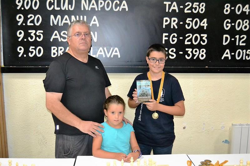 Campeonato de Ajedrez de las fiestas de Alcalá de Chivert