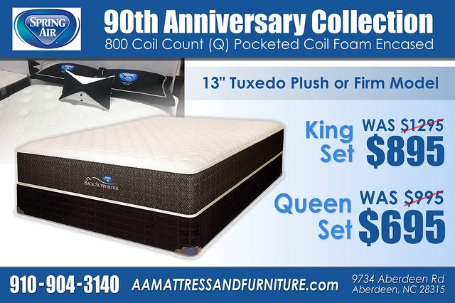 90thAnniversaryMattress