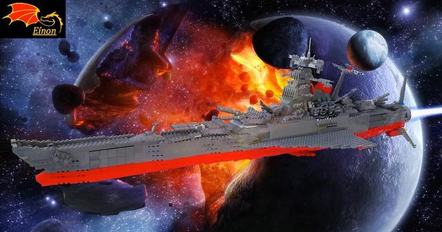 Space Battleship Yamato - SHIPtember