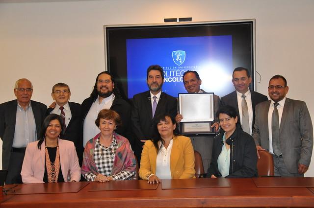 Evento Honorifico a familiares y Amigos del Profesor Gilberto Oviedo.
