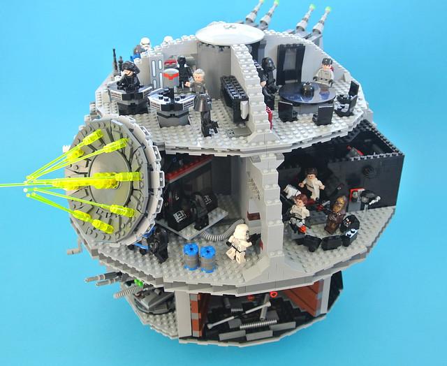 LEGO Star Wars 75159 Death Star review | Brickset: LEGO set