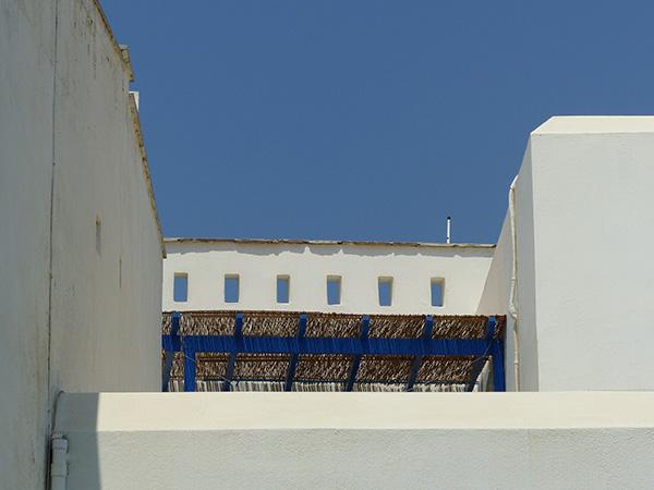 bleu et blanc