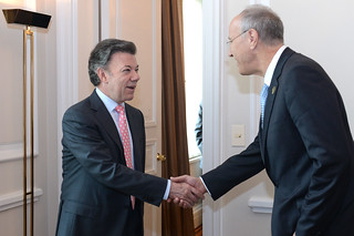 WIPO Director General Meets Colombia's President | by WIPO | OMPI