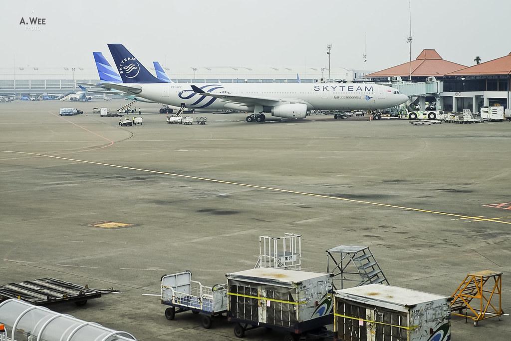 Garuda SkyTeam A330