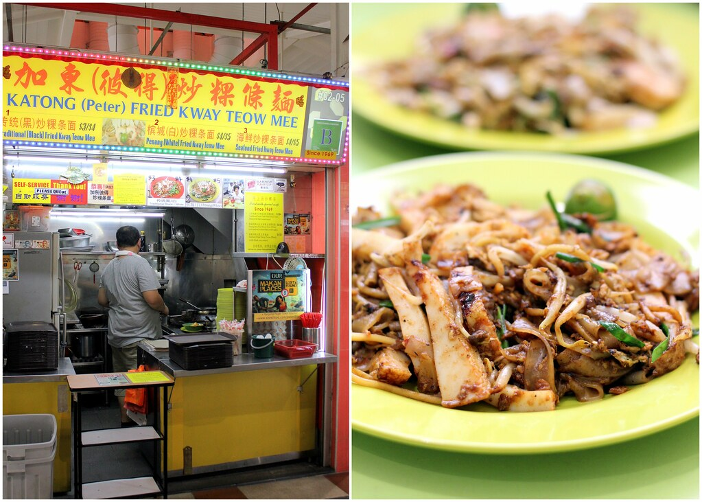 Katong (Peter) Fried Kway Teow Mee