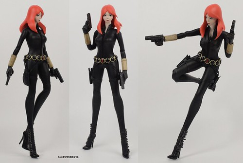 BLACK WIDOW ThreeA Toys 1=2