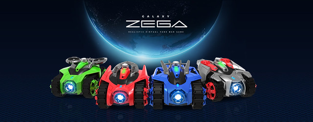 Galaxy Zega takes cue from Anki with its toys-to-life game