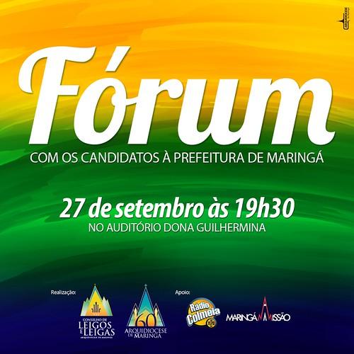 Forum-candidatos