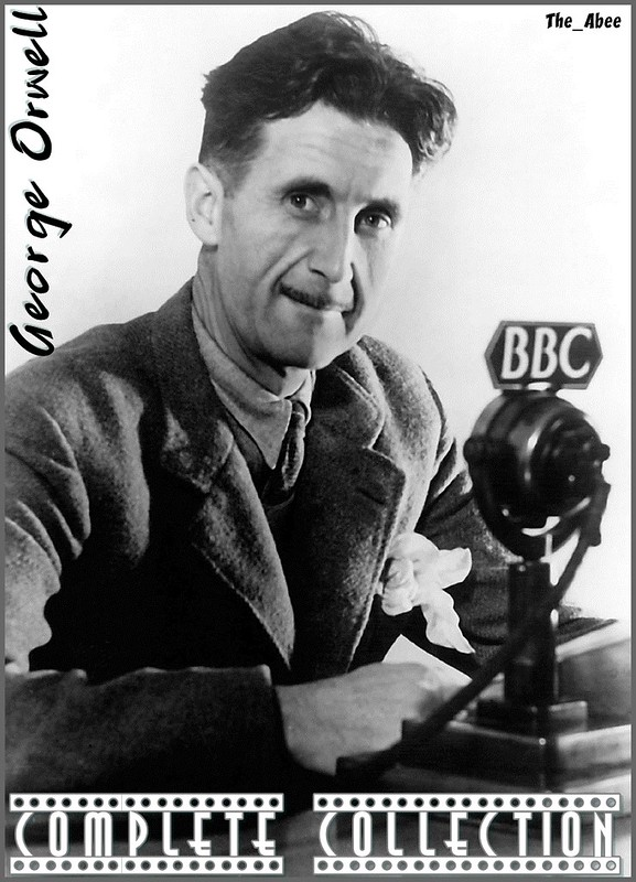 George Orwell Complete Collection.