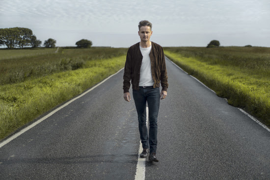 Tom Chaplin Hardened Heart press shot