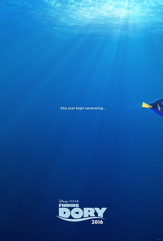 Finding Dory - Poster 1