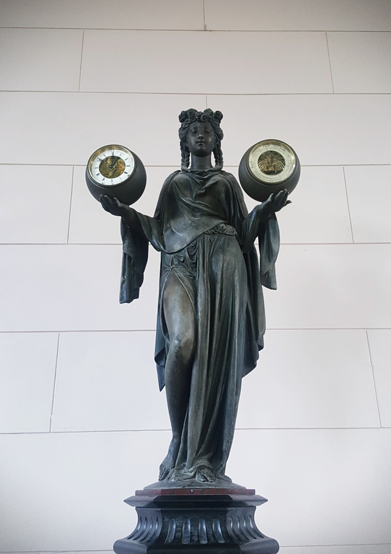 Casa Loma statue