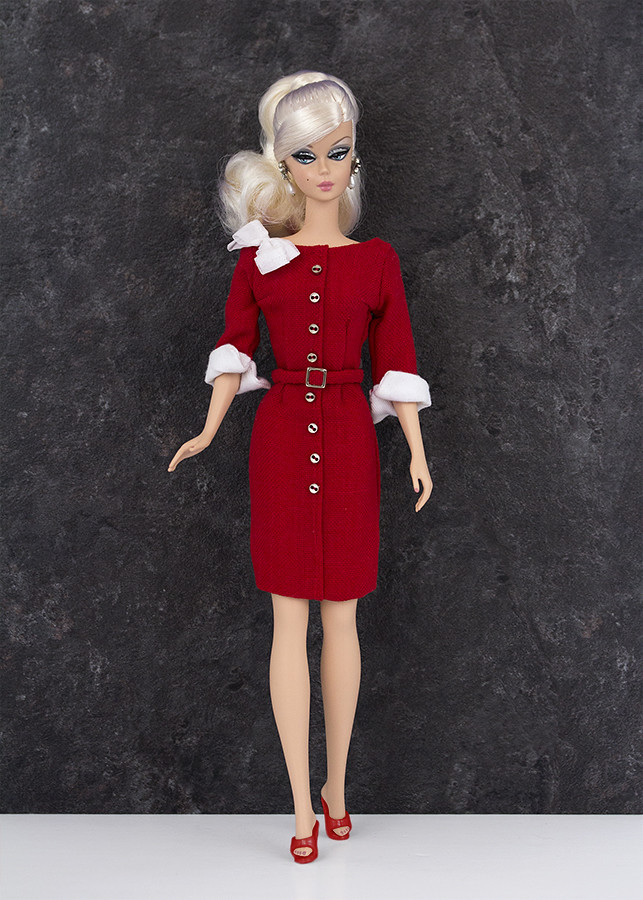 The shopgirl barbie dress