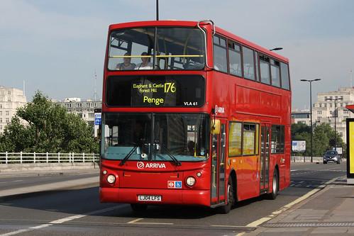 Arriva London South VLA61 LJ04LFS