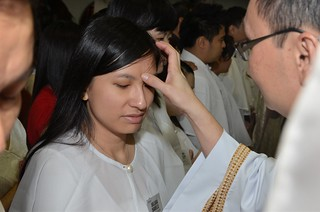 CONFIRMATION: Anointing with Holy Oil | by Johnragai-Moment Catcher