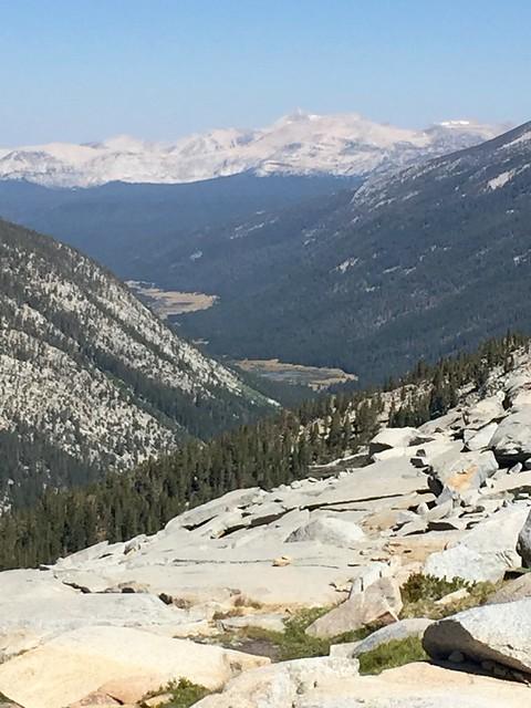 Lyell Canyon