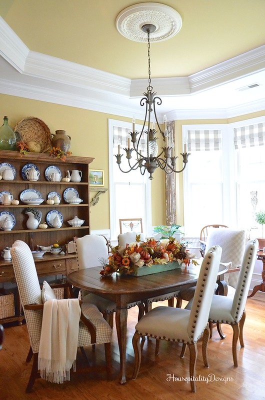 Dining Room - Fall - Housepitality Designs