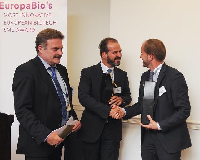 Biotech SME Awards 2014