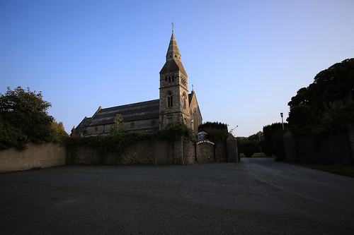 Howth: chiesa