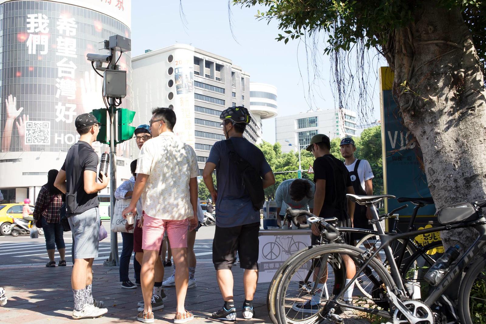 2016-08-26 單車通勤日 - 南京復興 - 14