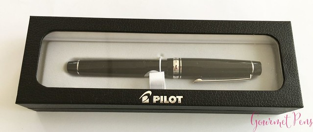 Review @PilotPenUSA Custom Heritage 912 Soft-Fine @GoldspotPens 2