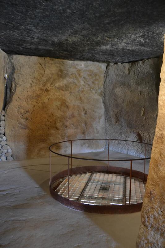 Pozo de El dolmen de Menga