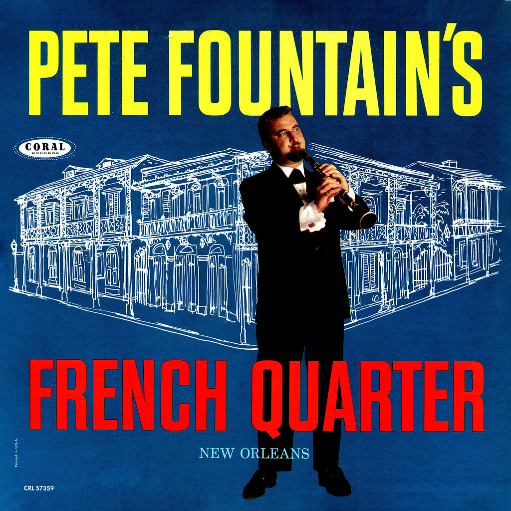 Pete Fountain's French Quarter New Orleans