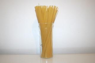 07 - Zutat Spaghetti / Ingredient spaghetti
