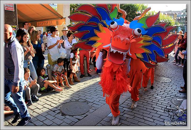 Briviesca Fiestas 2016 Desfile Infantil de Disfraces 6