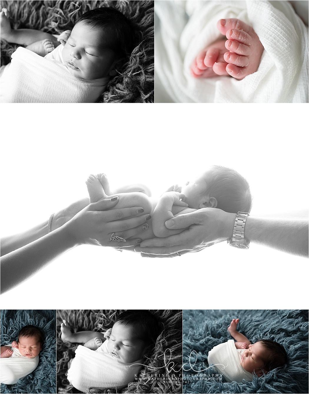 Fayetteville NC Newborn Photographer_0332