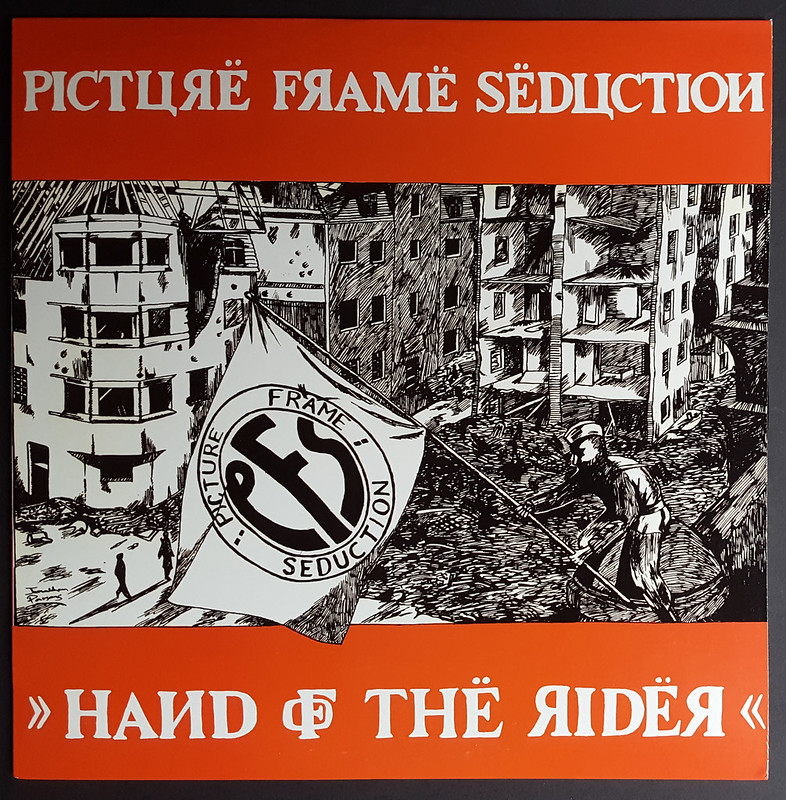 Picture Frame Seduction - Hand of the Rider